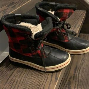 London Fog Winter Boots, excellent condition